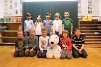 Základní škola Bílý Újezd - 1. třída.