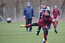 Fotbalisté trénují na jaro