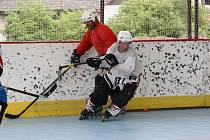 Zápasy úvodního kola odstartuje v pátek 29. dubna třetí ročník Rychnovského přeboru v in-line hokeji.