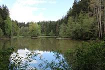 Ivanské jezero.