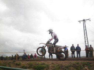 Michal Votroubek zajel v Lokti svůj životní závod