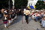 Oslavy v Dobrušce