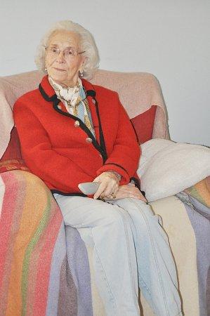 Hraběnka Bernadetta Kinská bohužel zemřela.