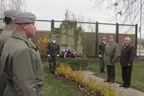 Den válečných veteránů v Petrovicích u Týniště