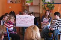 Projektový den nesl téma rasismu a odlišností