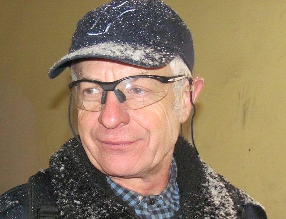Rudolf Hrobař