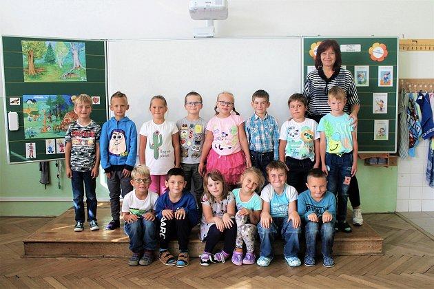 Základní škola České Meziříčí - 1.A.