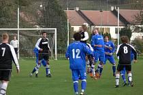 Nejlepší podzimní výkon předvedli kostelečtí fotbalisté v Přepychách, kde po kvalitním výkonu zvítězili 5:0.