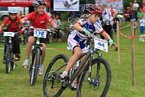 Dětský závod Malý Stalak Bike 2012
