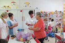 Dobrotety v nemocnici