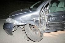 Nehoda u Lokota