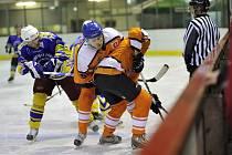 DESET TÝMŮ se představí v novém ročníku Rychnovské hokejové ligy neregistrovaných hráčů. Zápasy prvního kola jsou na programu v úterý 5. listopadu.