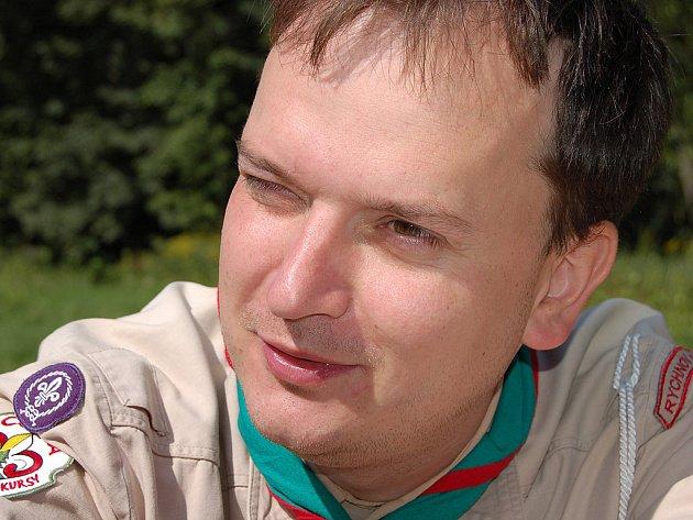Tomáš Kytlík alias Miki.