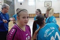 Historický úspěch si připsaly na své konto mladé volejbalistky Volejbalového klubu mládeže Réma Rychnov nad Kněžnou.