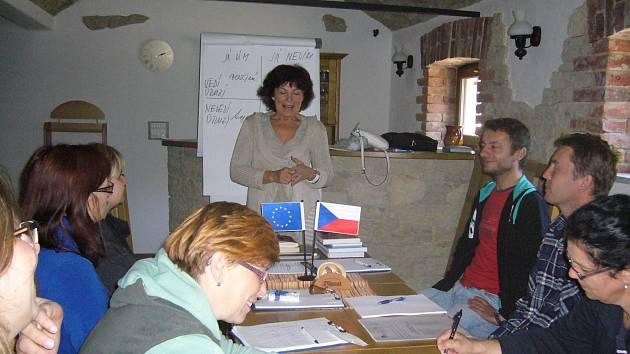 Profesní rozvoj učitelů na rychnovském gymnáziu