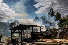 Kounov požár