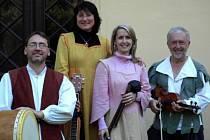 Kulturním centrem bude znít středověká hudba uskupení Kantoři.