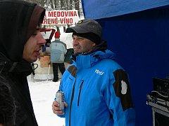 Martin Dejdar v Deštném v O. h.