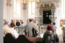 Rychnovská synagoga.