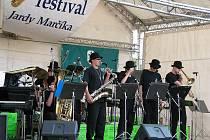 Swingový festival Jardy Marčíka