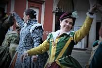 Na noční prohlídky opočenského zámku na téma Panství Opočno ve správě Trčků z Lípy mohli zájemci vyrazit už letos v červenci.