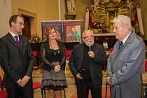 Vneděli 13. září oslavil hudební skladatel Luboš Sluka již 92. narozeniny.