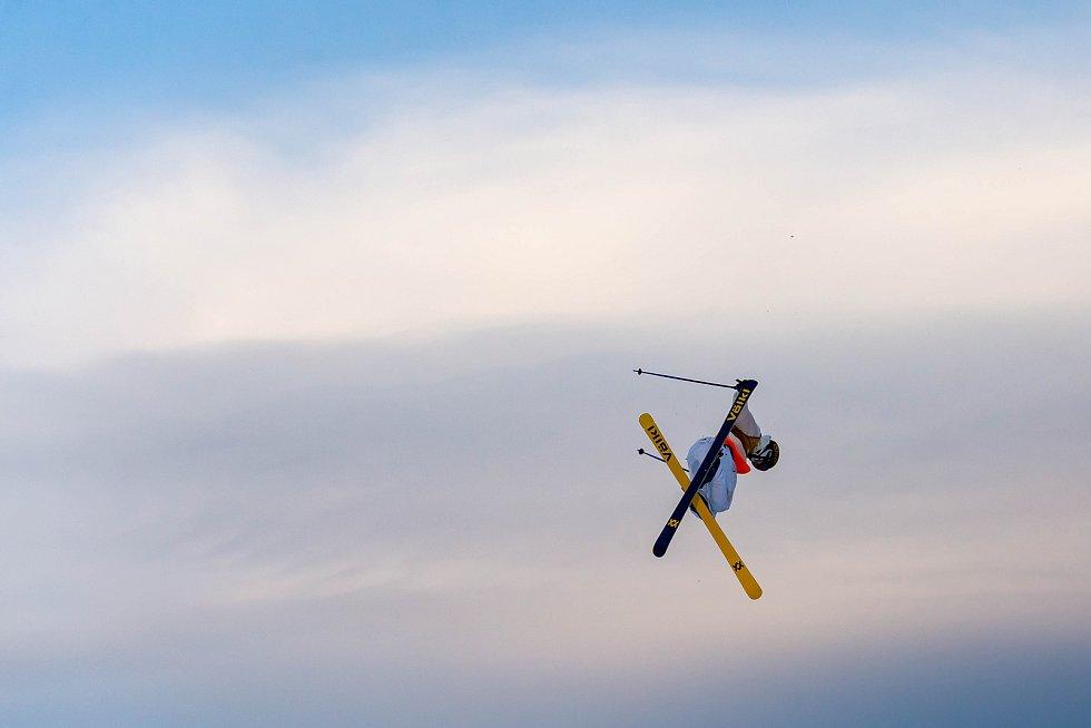Soldiers - FIS finále Světového poháru v Big air v Deštném v Orlických horách.