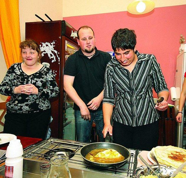 Rychnovská kavárna Láry Fáry.