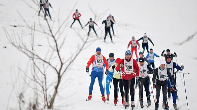 Letošnímu Orlickému maratonu kralovali Mikuš s Balatkovou