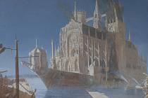 Orlická galerie zve na nové expozice. Malíři vás zavedou na imaginární cestu.
