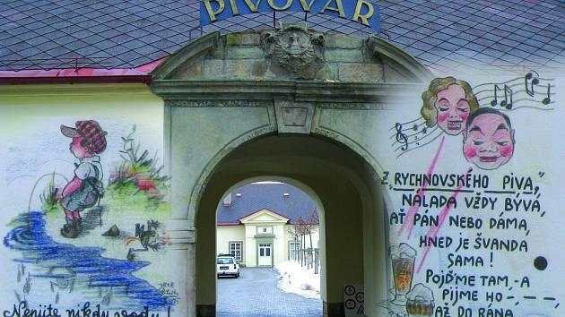 Rychnovské pivo ochutnají jako první hosté Hotelu Havel.
