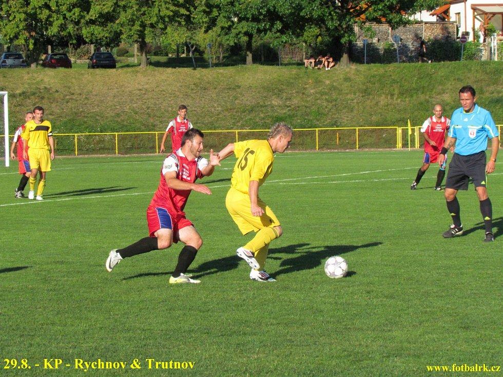 Fotbalisté FC Spartak Rychnov nad Kněžnou skončili po vydařené jarní části v první polovině tabulky krajského přeboru.
