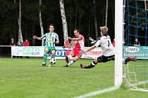 Divizní střetnutí Týniště nad Orlicí vs Bohemians B 1:1.