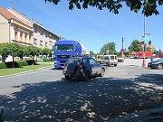 Nejen centrum Opočna zatěžuje frekventovaná doprava.