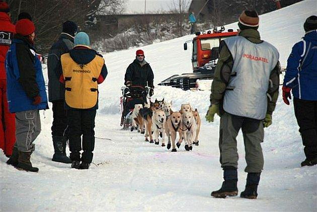 Šediváčkův long je nejdelší závod v České republice a patří k nejtěžším  v Evropě vůbec.