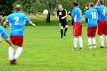 Okresní přebor IV. třídy ve fotbale: Křovice - Kostelecká Lhota B.