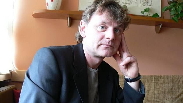 Dny otevřených dveří Kina 70 - Pavel Štěpán, současný vedoucí kina
