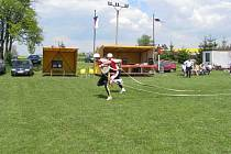 Dobrovolní hasiči z Rychnovska zahájili soutěžní sezonu.