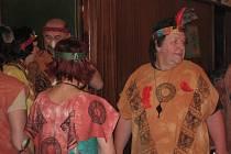 Indiáni a kominíci řádili spolu s princeznami a piráty