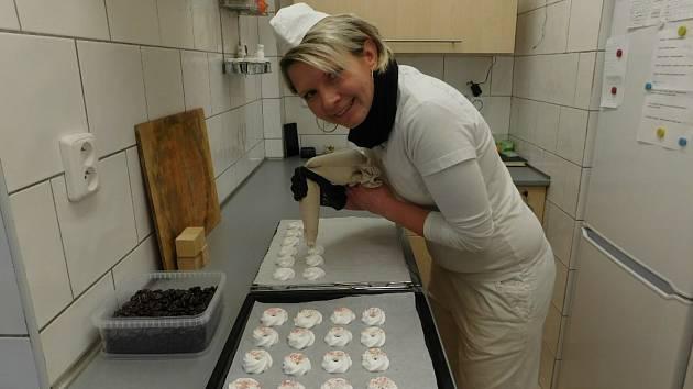 """Renata Kupková: """"Jsem šťastná, že cukrářství mám, a vděčná všem, co mě podporují."""""""