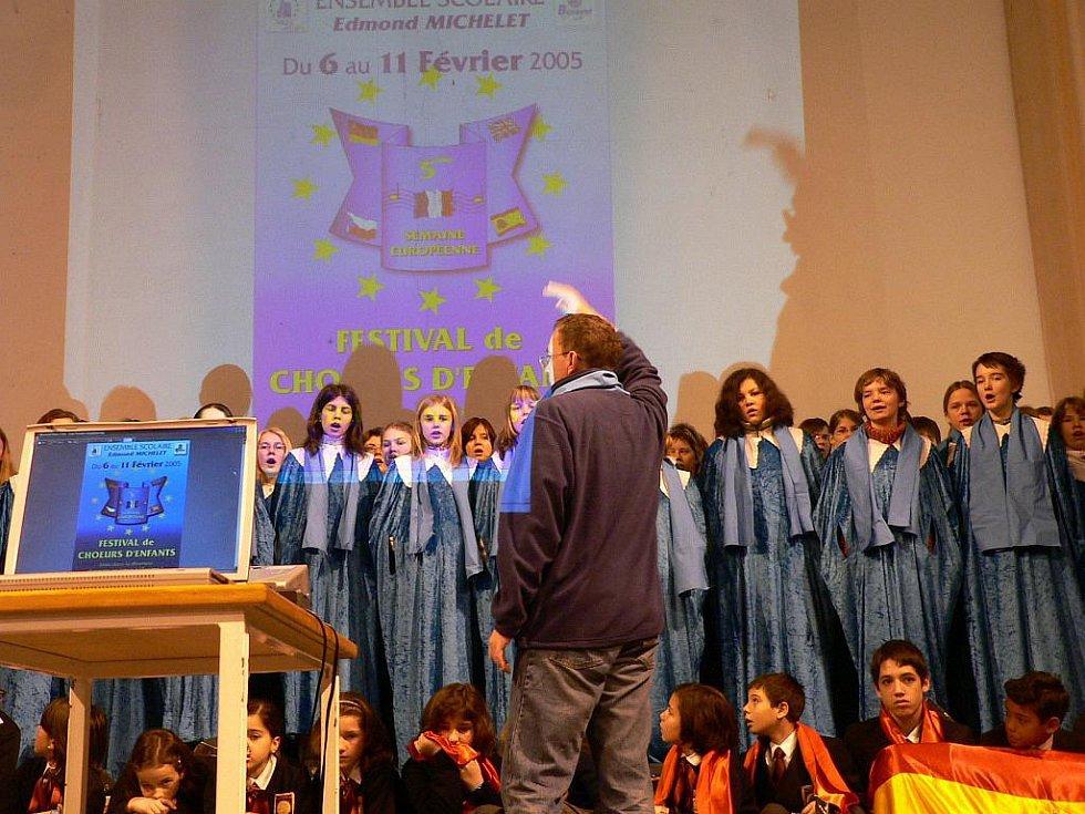 Carmina ve Francii v roce 2006.