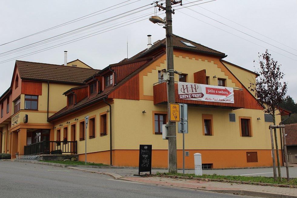 U Hubálků v Kostelecké Lhotě. Foto: Deník/Jana Kotalová