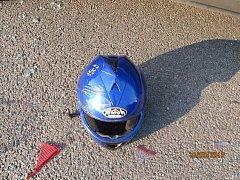 Nehoda mladého motorkáře na Rychnovsku