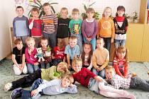 První třída ZŠ Rokytnice v Orlických horách