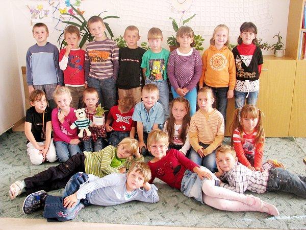 První třída ZŠ Rokytnice vOrlických horách