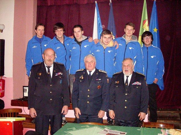 SDH BYSTRÉ  v Orlických horách považuje předchozí rok 2012 za velice úspěšný.