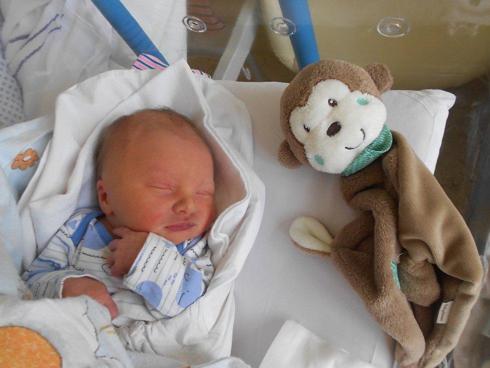David Kaufman se narodil 28. 2. 2021 v7:48 hodin. Vážil 2 900 g. Hrdí rodiče Kristýna a Petr Kaufmanovi pochází zRychnova nad Kněžnou. Tatínek byl podle maminky u porodu statečný a celou situaci skvěle zvládl.