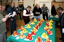 Častolovičtí zahrádkáři na tuto sobotu připravili další degustaci jablek.