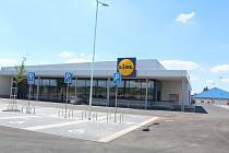 V pondělí 21. června zahajuje v Dobrušce provoz Lidl.
