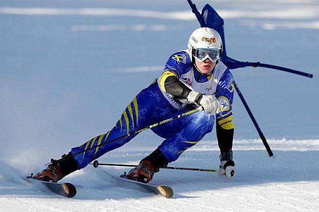 Ze 48. ročníku Skiinterkriteria - mezinárodního závodu v alpském lyžování žactva.